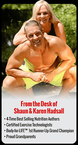 Shaun Hadshall - Over 40 keto solution