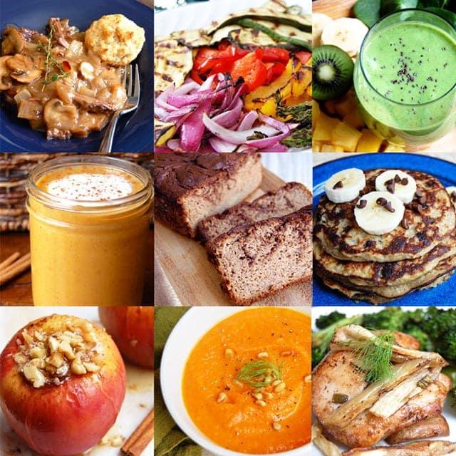 Paleo Grubs book 470+ Recipes in 17 Categories